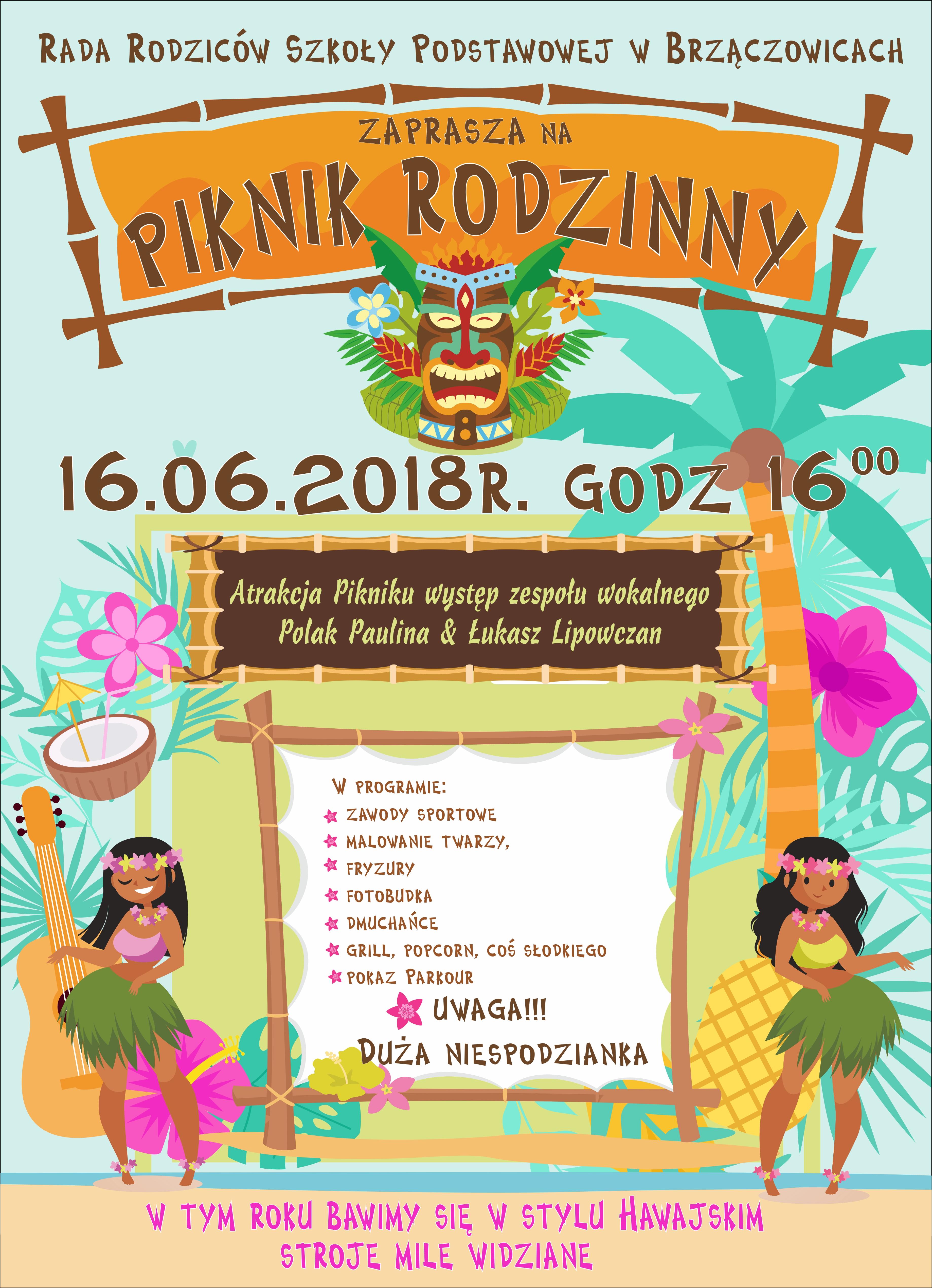 Piknik Rodzinny W Brzączowicach Serwis Informacyjny Gminy