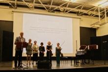 Koncert duetów skrzypcowo-fortepianowych