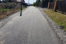 Zakończony remont drogi w Stojowicach
