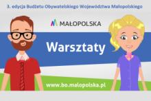 baner - 3. edycja budżetu obywatelskiego województwa małopolskiego