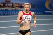 Agnieszka Szwarnóg Mistrzynią Polski w Chodzie Sportowym