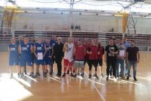 XII Turnieju Koszykówki Drużyn Niezrzeszonych