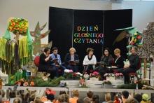 Dzień Głośnego Czytania w Szkole Podstawowej nr 2