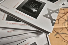 """premiera książki - """"Świece zgasiła wojna - historia społeczności żydowskiej w Dobczycach"""""""
