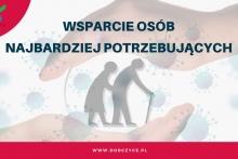 Wsparcie dla osób starszych i potrzebujących