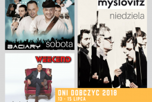 baner Dni Dobczyc 2018