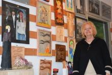 wystawa artystów z Gruszowa