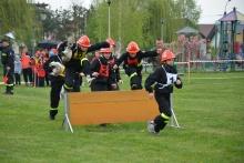 Zawody sportowo-pożarnicze MDP