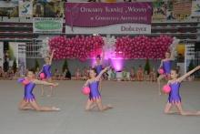 IV Otwarty Turniej Wiosny w Gimnastyce Artystycznej