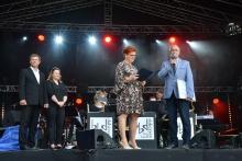 wręczenie Nagrody Burmistrza Gminy i Miasta Dobczyce w dziedzinie kultury