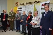 Uroczyste wręczenie Medali za Zasługi dla Obronności Kraju