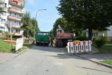 Kanalizacja os. Jagiellońskie