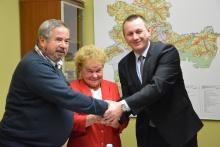 Podpisanie aneksu umowy w urzedzie miasta na 2020 rok
