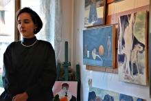 Wystawa malarstwa Gabrieli Pazdur