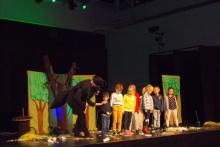 spektakl ekologiczny w Dobczycach