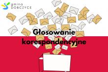 grafika - głosowanie korespondencyjne