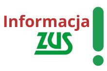 Zamknięta sala obsługi klientów ZUS w Krakowie