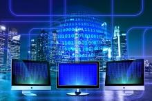monitory komputerowe - fot, Pixabay