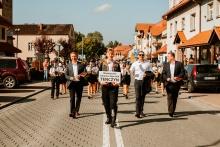 I Festiwal Orkiestr Dętych Krakowiacy i Górale