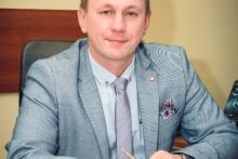 Burmistrz Tomasz Suś, fot. Paweł Stożek