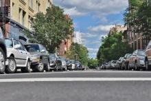 Ulice: Słoneczna, Łanowa, Łąkowa - czyszczenie nawierzchni