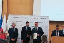 Gmina Dobczyce z dofinansowaniem na modernizację drogi Stadniki - Brzeziny