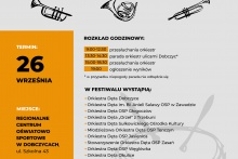I Festiwal Orkiestr Dętych Krakowiacy i Górale już 26 września w Dobczycach!