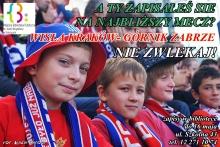 Zapisz się na mecz Wisła Kraków - Górnik Zabrze