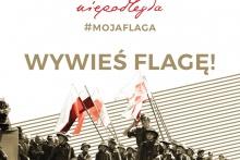plakat - Wywieś flagę