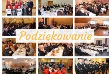 podziękowanie burmistrza Pawła Machnickiego dla Druhów OSP