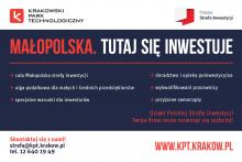 Wsparcie Krakowskiego Parku Technologicznego dla firm.