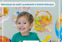 Rekrutacja do szkół i przedszkoli w Gminie Dobczyce