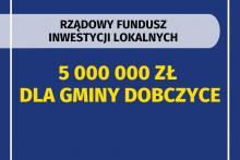 Kolejne miliony trafią do Gminy Dobczyce