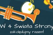 plakat - W cztery świata strony - koncert