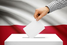 Wyniki wyborów samorządowych - grafika przykładowa