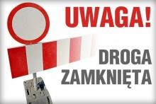 W piątek 17 września utrudnienia na drodze Wiśniowa - Dobczyce