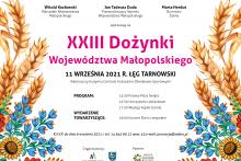 XXIII Dożynki Województwa Małopolskiego