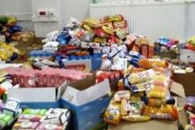 Świąteczna Zbiórka Żywności Dobczyce 2018