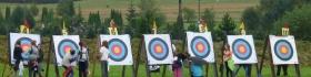 Mistrzostwa Małopolski Dzieci i Młodzików w Łucznictwie