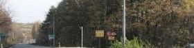 Montaż oświetlenia drogowego na ul. Myślenickiej