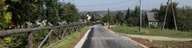Modernizacja drogi Brzączowice-Podlesie