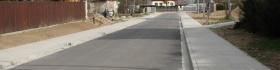 Remont ulicy Dominika na osiedlu domków jednorodzinnych