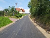 Modernizacja ulicy Podelsie w Dobczycach