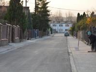 modernizacja ulicy Zacisze