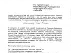 pismo do Prezesa MPWiK w Krakowie z dnia 27.07.2016 roku