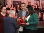 Radni Rady Miejskiej składają gratulacje prezes Ispiny