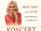 Koncert Teresy Werner -- plakat