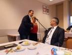Noworoczne spotkanie członków i przyjaciół Dobczyckiego Stowarzyszenia Emerytów i Rencistów