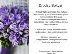 życzenia Burmistrza Gminy Dobczyce z okazji Dnia Sołtysa