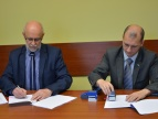 Podpisanie umowy na inżyniera kontraktu